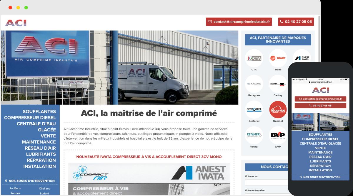 AirComprimeIndustrie.fr