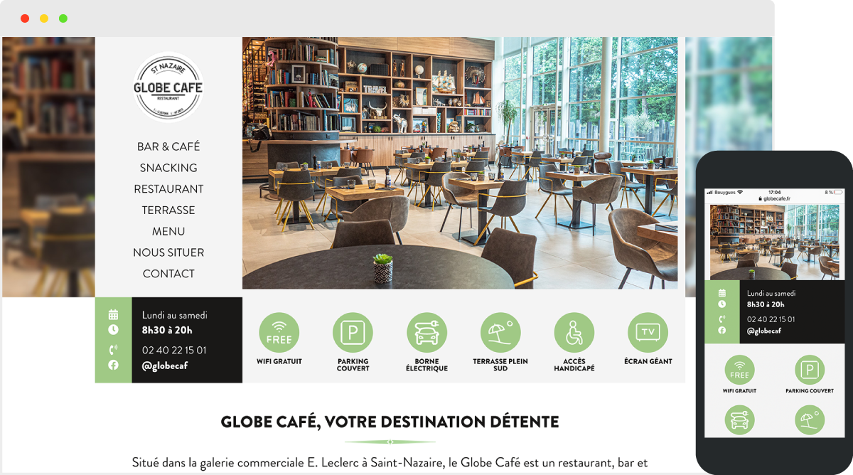 Globe Café