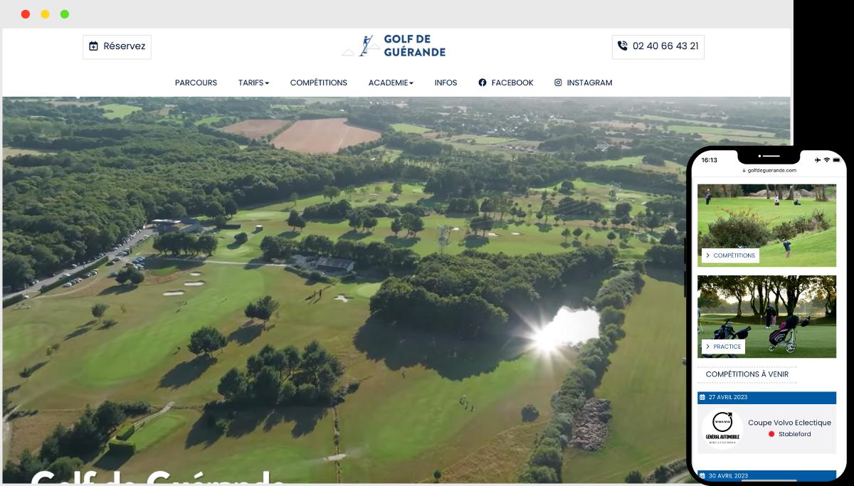GolfdeGuerande.com