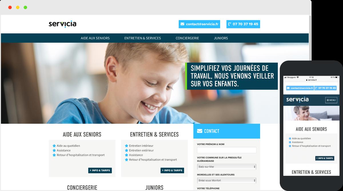 Servicia.fr